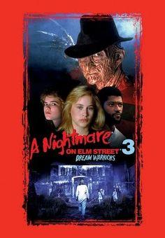 A Nightmare On Elm Street Part 3 Dream Warriors key art Freddy Krueger, Movies To Watch, Good Movies, Warrior High, Dream Warriors, Scary Stories To Tell, Lone Survivor, Enter The Dragon, Keys Art