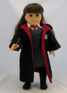 Every American Girl wants to go to Hogwarts!