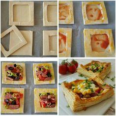 ♡♡ Tao, Nutella Spread, Bruschetta, Pizza, Ethnic Recipes, Foods, Business, Party, Instagram