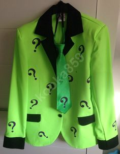 Riddler Costume Question Mark Iron On Patches By CostumeCrazyCosplay Purchase EBay From Kooka859