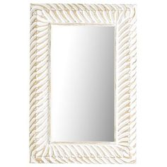 Our handcrafted Salona Wood Mirror features an intricate ropework effect yet is an unfussy answer to that age-old question: How do I make this room seem bigger? Before shrinking your furniture, hang this mirror for an instant refresh. Wood Mirror, Mirror Mirror, Mirrors, Family Room, Wall Decor, Furniture, Foyer, Entryway, Home Decor