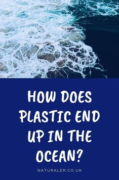 How does plastic end up in the ocean? What can we do to stop polluting the ocean?#naturaler #plasticwaste #plasticpollution #plasticwasteocean