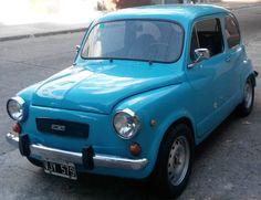 #Fiat 600S. https://www.arcar.org/fiat-600s-85720