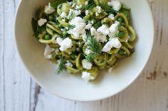 pasta salad, pea pasta, food, pesto pasta, eat, recip, pastas, salads, peas