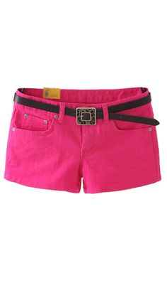 candy color shorts cs102 Rose ;amazing color and fabric.