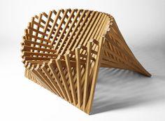 O Design dobrável de Robert van Embricqs