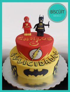 Flash & Batman