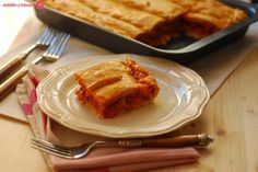 La #empanada de #zorza es un clásico de la #cocina gallega y uno de los platos que más triunfan. Cuando veas lo fácil que es prepararla no pararás de hacerla.