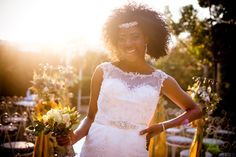 A fun African wedding styled shoot we did! Inspired by our very own beautiful land South Africa.We were so honoured to work with amazing suppliers! Check it out! Our incredible suppliers: Hair and Makeup - Style Productions Flowers and Decor - Casablanca Manor Wedding, Function and Conference Venue Cake and Desserts - L's Creations Stationary - The Little Blue Owl Photographer - The Girl With The Camera Video - Heinz Boesenberg Films Dress - Lubellos Bridal Model - Tumi Mokhele