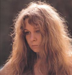 Sandy Denny, the haunting voice on Led Zep's Battle of Evermore, but also the leadsinger of legendary Fairport Convention