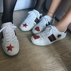 dd3b6de0a03c See this Instagram photo by  maddibragg • 57.8k likes Gucci Sneakers  Outfit