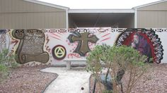 Solutions-Recovery.com  10y Celebration Party 12 Step Murals, Meet the artists & speak with them Thurs 9/24 - 4-6pm