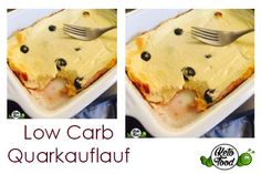 Low Carb Quarkauflauf - Powered by @ultimaterecipe