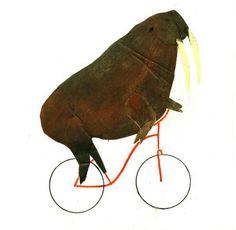 Razón cuarta para usar la bici: by inessancheznadal on Flickr.