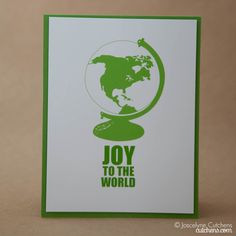 Joy to the World by @Joscelyne Cutchens