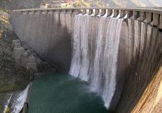 """Centrale idroelettrica """"a salto"""""""