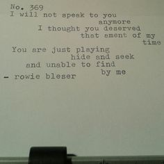 #Poetry #rowie #poem #rowiebleser #quotes #quote