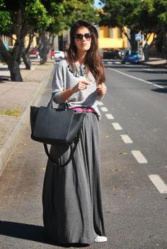 Faldas largas de temporada | Colecci�n 2014