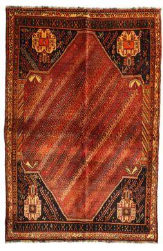 Ghashghai Teppich 240x156