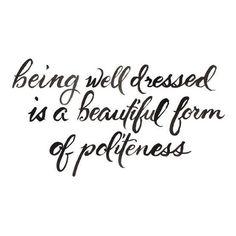 politeness #quote
