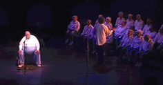Old Folks Choir Sings A Tear-Jerking Rendition Of 'Fix You' via LittleThings.com