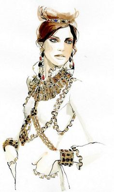 Chanel, by Regina Yazdi =
