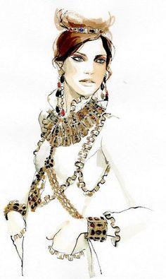 Chanel, by Regina Yazdi