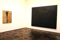 Rashid Johnson, Rumble-at-Hauser-Wirth-Gallery