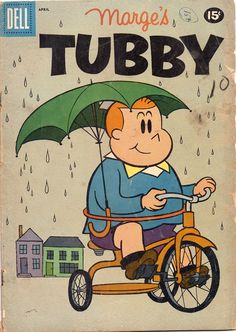 TUBBY #45 Comic Book Collection, Comic Covers, Comic Books, Comics, Comic Strips, Cartoons, Comic Book, Graphic Novels