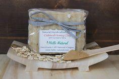 Honey Oats Turmeric Clay Natural Handmade by HelloNaturalShop