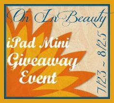 iPad Mimi Giveaway