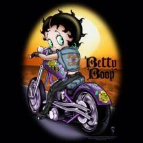 #bettyboop #popfunk  http://www.popfunk.com/mens-tees/betty-boop/boop-wild-biker.html