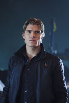Chris Zylka in the Secret Circle