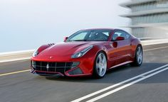 2016 Ferrari FF Coupe: A Sleeker Clown Shoe - Photo Gallery of Feature from Car and Driver - Car Images - Car and Driver
