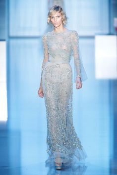 Wedding Dresses: 5 To-Die-For Elie Saab Dresses from the Fall 2011 Couture Show! Which Would You Wear?