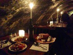 Gordon's Wine Bar - amazing wine bar