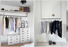 Allspice Design: clothes rack