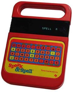 And this was the only spell-checker you needed: