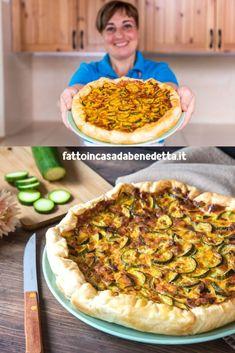 Pizza Rustica, Vegan Desserts, Vegan Recipes, Pizza E Pasta, Quiche, Antipasto, Vegan Gains, Vegan Muscle, Italian Recipes