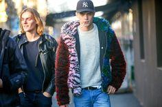 Giorno per giorno, da Milano, tutto il meglio delle tendenze moda avvistate a Milano Moda Uomo.