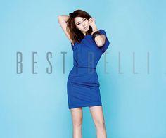 #Minjung Lee / Rhee #이민정 - BESTIBELLI FW12