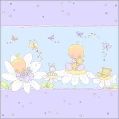 Fluffy Feelings - Baby with Butterflies