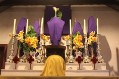 Transalpine Redemptorists - Feast of the Annunciation in Passiontide