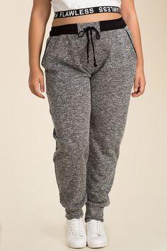 Women's Plus Size Pants | High Impact Jogger Pant | A'GACI