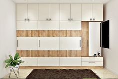 Wardrobes - Interior Design Architect in Bangalore - Home Decors in Bangalore Master Bedroom Wardrobe Designs, Wall Wardrobe Design, Sliding Door Wardrobe Designs, Wardrobe Interior Design, Bedroom Cupboard Designs, Luxury Bedroom Design, Modern Home Interior Design, Bedroom Closet Design, Bedroom Furniture Design