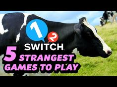1-2 Switch's 5 Strangest Games - Let's Play 1-2-Switch - http://gamesitereviews.com/1-2-switchs-5-strangest-games-lets-play-1-2-switch/