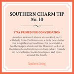 Southern Charm Tip No 10