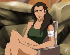 Kuvira's Re-education camp by MissFormica.deviantart.com on @deviantART