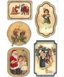 Vintage Christmas Sc