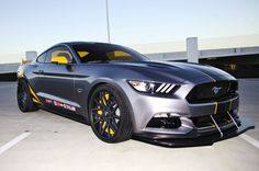 Ford F-35 Lightning II Edition Mustang appears at EAA Oshkosh